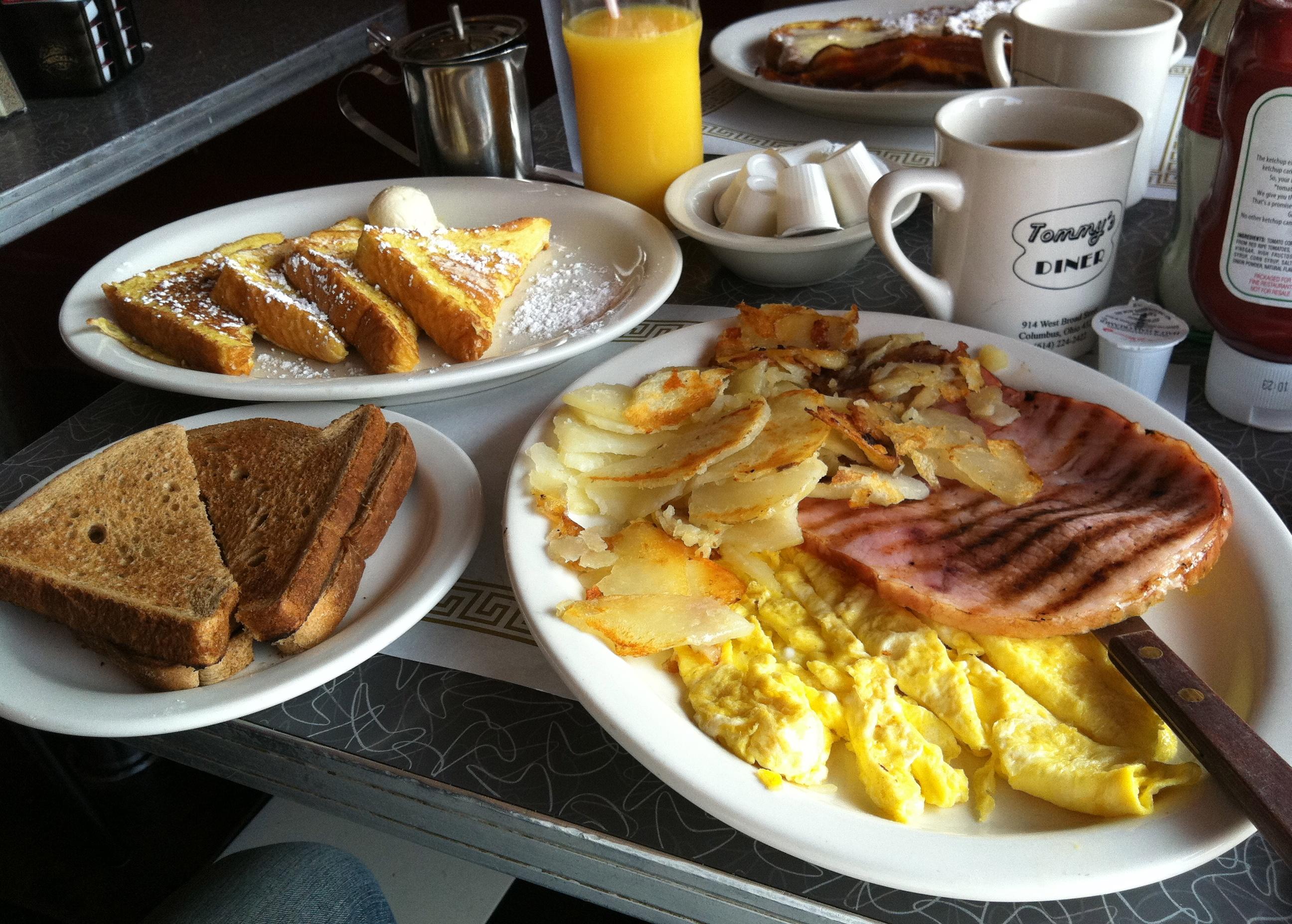 typical polish breakfast - HD2592×1854